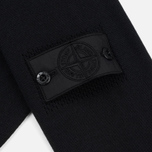 Мужской свитер Stone Island Shadow Project Catch Pocket Crew Neck Virgin Wool/Silk Blend Black фото- 4