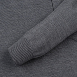 Мужской свитер Stone Island Shadow Project Catch Pocket Crew Neck Virgin Wool/Silk Blend Dark Grey фото- 3