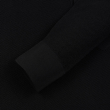 Мужской свитер Stone Island Shadow Project Chest Patch Pocket Black фото- 4