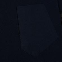 Мужской свитер Stone Island Shadow Project Chest Patch Pocket Navy фото- 2