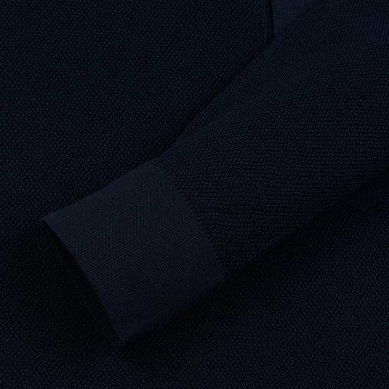 Мужской свитер Stone Island Shadow Project Chest Patch Pocket Navy