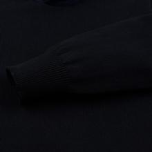 Мужской свитер Stone Island Shadow Project Contrast Hoodie Navy фото- 3