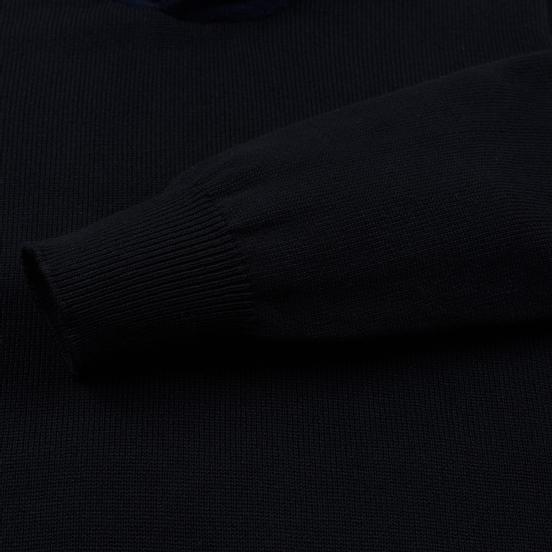 Мужской свитер Stone Island Shadow Project Contrast Hoodie Navy