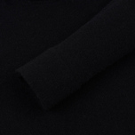 Мужской свитер Stone Island Shadow Project Engineered Mock Neck Strata Pockets Black фото- 3