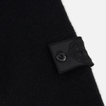Мужской свитер Stone Island Shadow Project Engineered Mock Neck Strata Pockets Black фото- 4