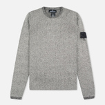 Мужской свитер Stone Island Shadow Project Knit Jumper Black фото- 0