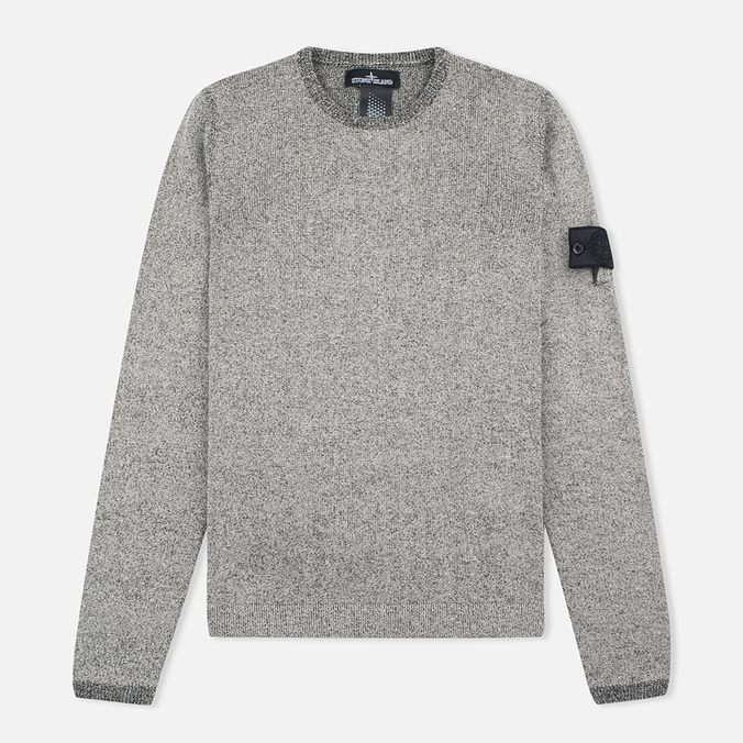 Мужской свитер Stone Island Shadow Project Knit Jumper Black