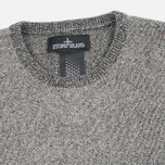Мужской свитер Stone Island Shadow Project Knit Jumper Black фото- 1
