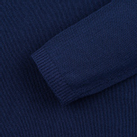 Мужской свитер Stone Island Shadow Project Knit Jumper Navy/Blue фото- 3