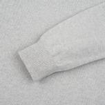 Мужской свитер Universal Works Crew Soft Wool Grey фото- 2