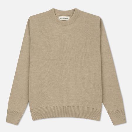 Мужской свитер Universal Works Loose Fisherman Merino 1/2 Milano Aran