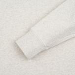 Мужской свитер Universal Works Raglan Felpa Diagonal Sand Marl фото- 2