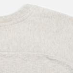 Мужской свитер Universal Works Raglan Felpa Diagonal Sand Marl фото- 3