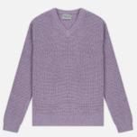 Мужской свитер Velour Bjorn Dark Pink фото- 0