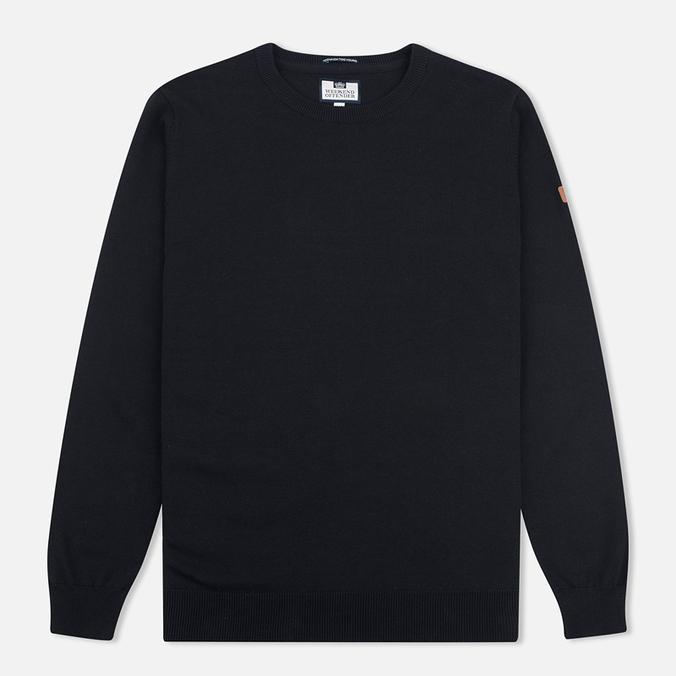 Weekend Offender Newton Men's Sweater Black