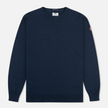 Мужской свитер Weekend Offender Newton Navy фото- 0