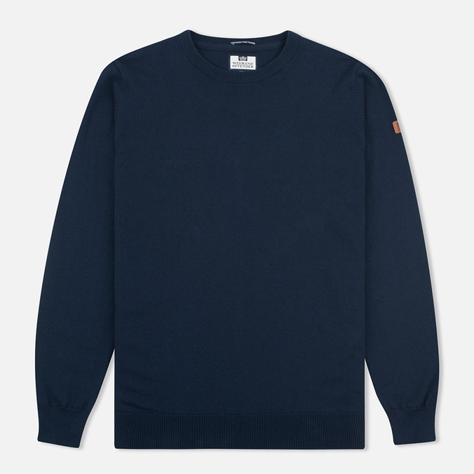 Мужской свитер Weekend Offender Newton Navy