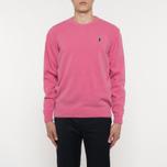 Мужской свитер Wood Wood Yale Pink фото- 4