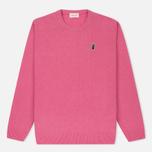 Мужской свитер Wood Wood Yale Pink фото- 0