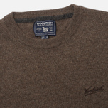 Woolrich Supergeelong Men's Sweater Charcoal photo- 1