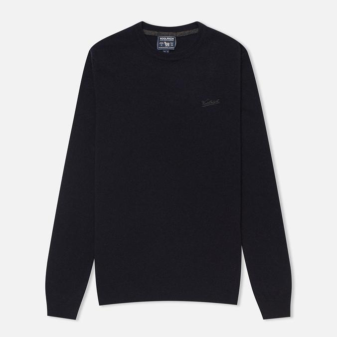 Мужской свитер Woolrich Supergeelong Navy