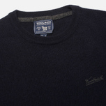 Мужской свитер Woolrich Supergeelong Navy фото- 1