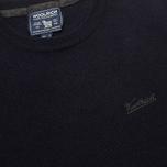 Мужской свитер Woolrich Supergeelong Navy фото- 2