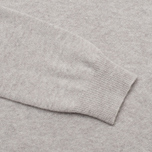 Мужской свитер Woolrich Supergeelong V-Neck Grey фото- 3