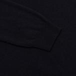 Мужской свитер Woolrich Supergeelong V-Neck Navy фото- 3