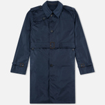 Aquascutum Voyager Pack Away Mac Men`s Trench Navy photo- 0