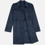 Aquascutum Voyager Pack Away Mac Men`s Trench Navy photo- 1