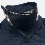 Aquascutum Voyager Pack Away Mac Men`s Trench Navy photo- 3