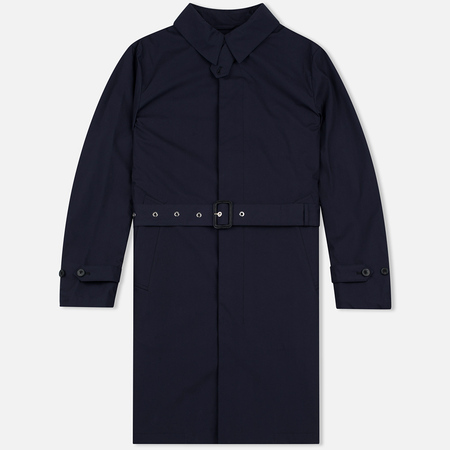 Мужской тренчкот Mackintosh GM-009B Belted Single Breasted Navy