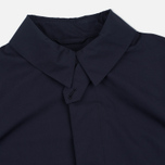 Мужской тренчкот Mackintosh GM-009B Belted Single Breasted Navy фото- 2