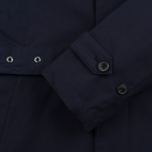 Мужской тренчкот Mackintosh GM-009B Belted Single Breasted Navy фото- 4