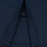 Мужской тренчкот Mackintosh GM-012BS Sprit Raglan Sleeve Navy фото- 8