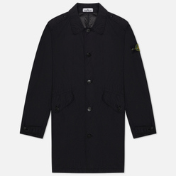 Мужской тренчкот Stone Island Naslan Light Watro Black