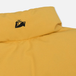 Мужской жилет Arctic Explorer Stripe Logo Yellow фото- 5