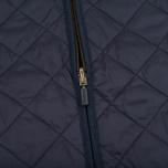 Мужской жилет Barbour Quilted Zip Navy/Dress фото- 4