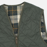Мужской жилет Barbour Quilted Zip Olive/Ancient фото- 1