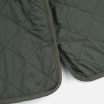 Мужской жилет Barbour Quilted Zip Olive/Ancient фото- 5