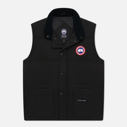 Мужской жилет Canada Goose Freestyle Crew Black