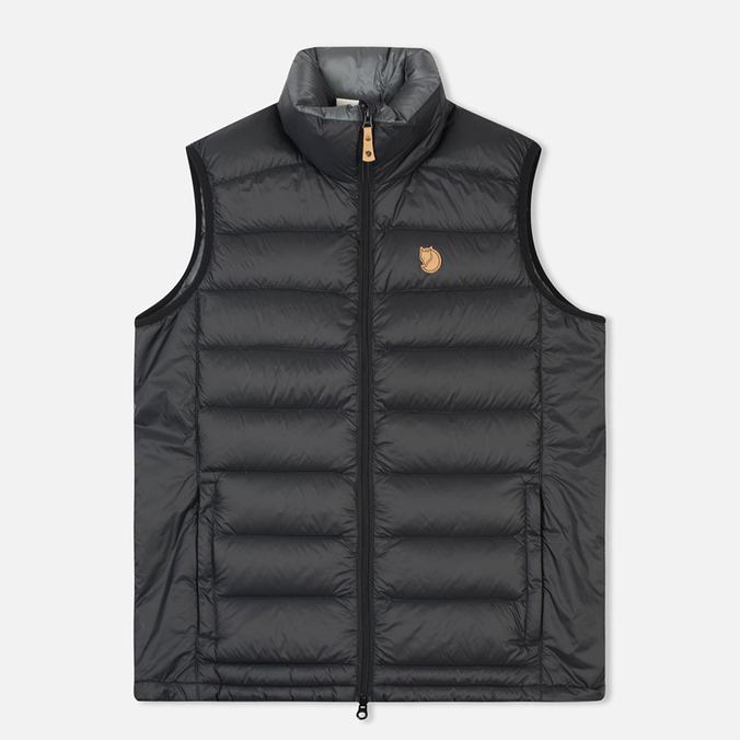Fjallraven Pak Down Men`s Vest Black