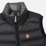Fjallraven Pak Down Men`s Vest Black photo- 2