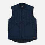 Мужской жилет Levi's Skateboarding Vest Dress Blue фото- 0