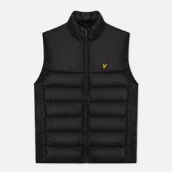 Мужской жилет Lyle & Scott Wadded Jet Black