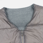 Мужской жилет Nanamica Reversible Down Heather Grey фото- 4