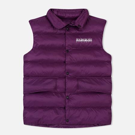 Мужской жилет Napapijri Akke Mid Purple