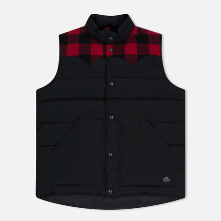 Мужской жилет Penfield Rockway Black