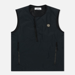 Мужской жилет Stone Island Micro Reps Primaloft Insulation Technology Navy фото- 0